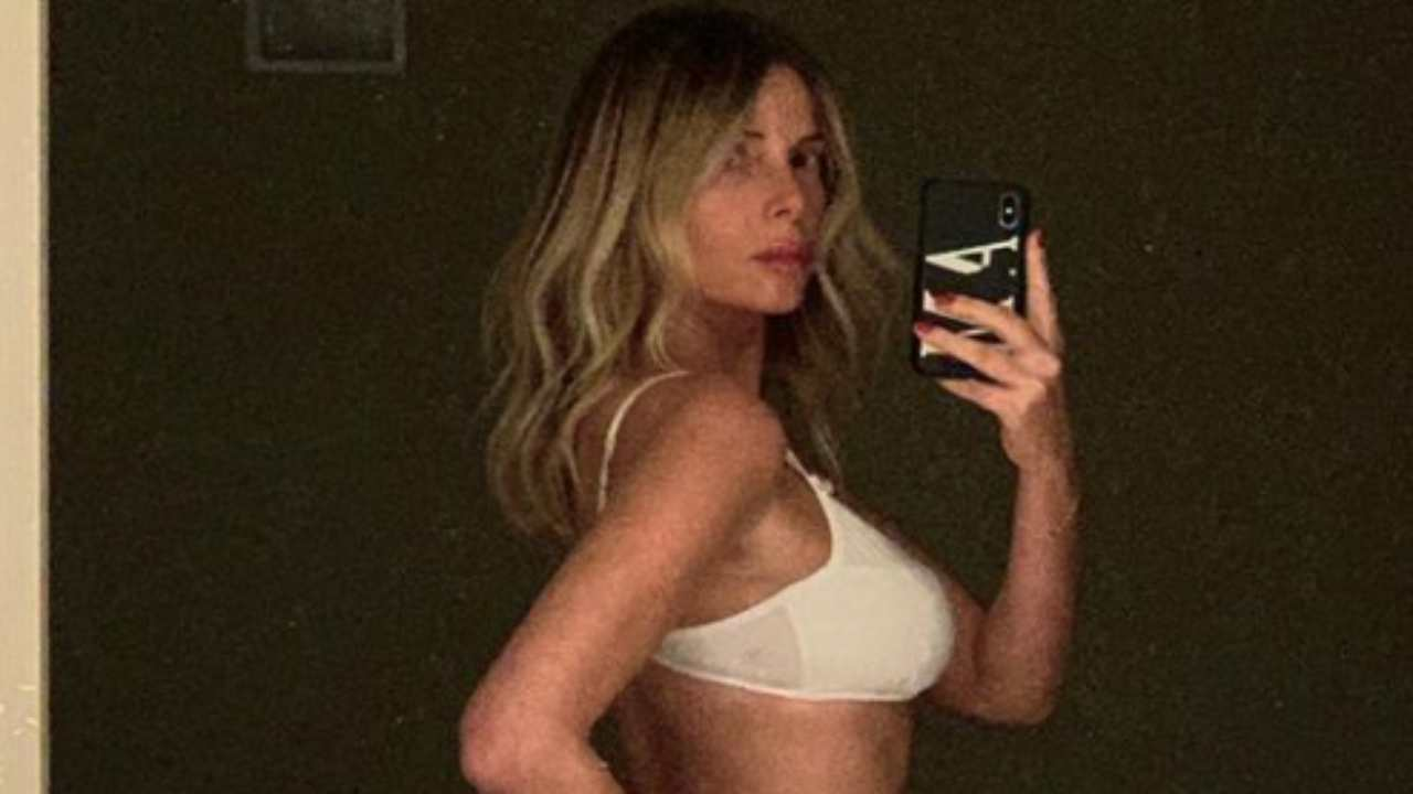 Alessia Marcuzzi Instagram donne