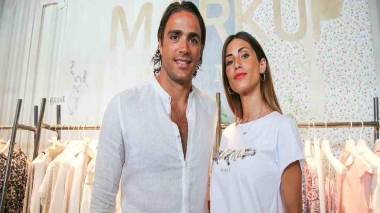 Federica Nargi e Alessandro Nargi nozze