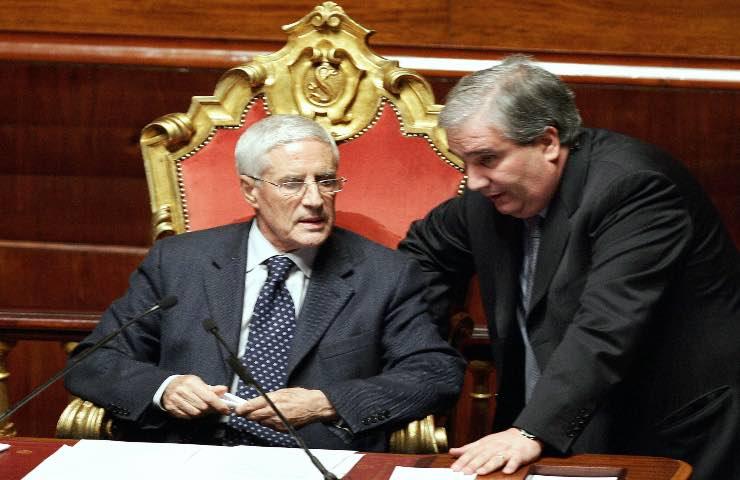 Franco Marini morto
