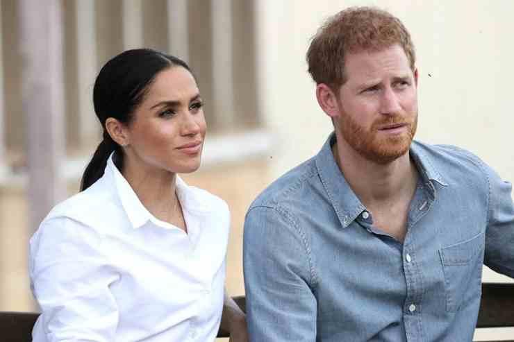 Casa Reale, Harry e Meghan sono in pericolo! L'intervento delle autorità
