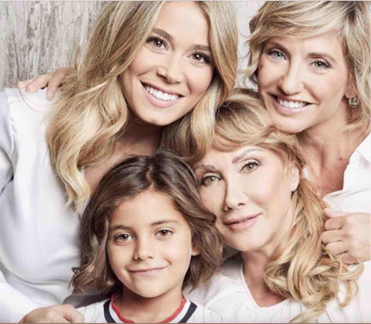 Diletta Leotta famiglia