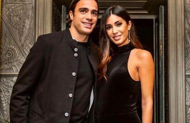 Federica Nargi e Alessandro Matri nozze