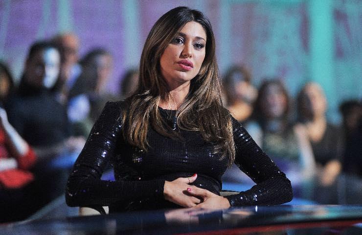 Belen Rodriguez abbandona i social