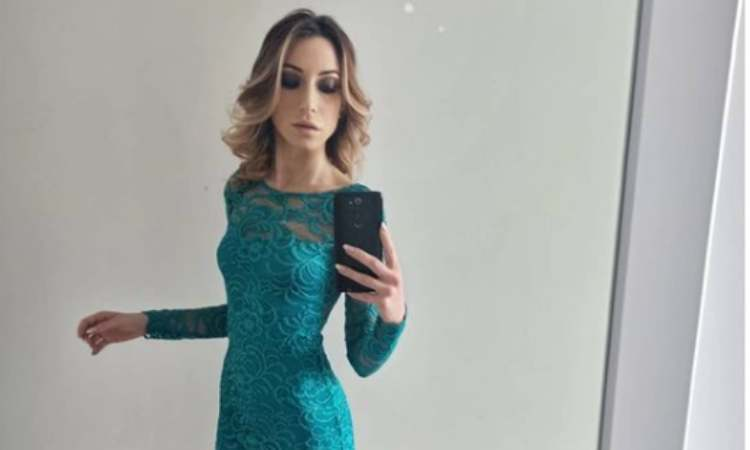 Elisabetta Simone selfie