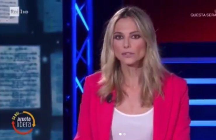 Francesca Fialdini accusa Tiberio Timpari
