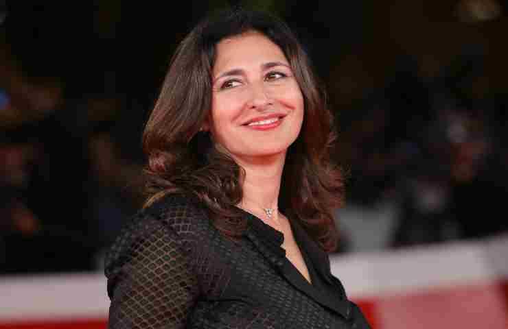 L'attrice Antonella Attili
