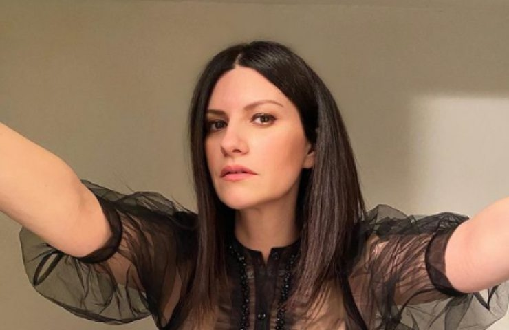 Laura Pausini, svela un segreto su Biagio Antonacci