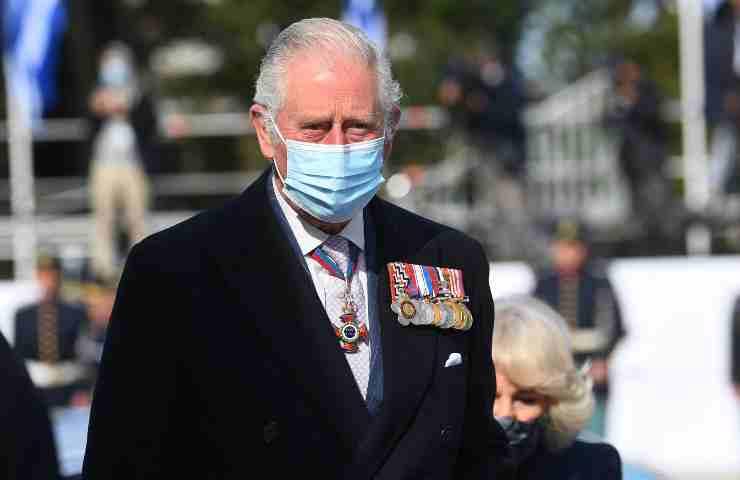 Royal Family Principe Carlo