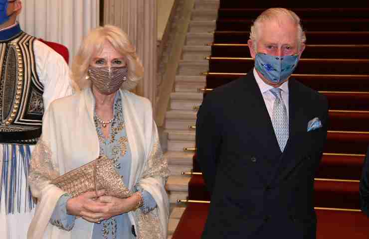 Royal Family Carlo e Camilla