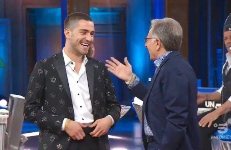 Avanti un altro Paolo Bonolis e Tommaso Zorzi