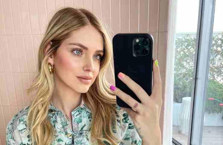 Chiara Ferragni fa un annuncio su Instagram