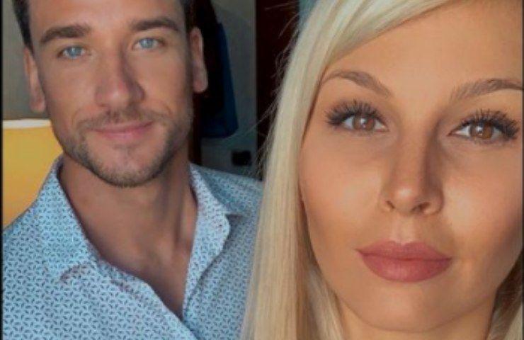 Damiano Carrara, la fidanzata finisce in ospedale: cos'è successo