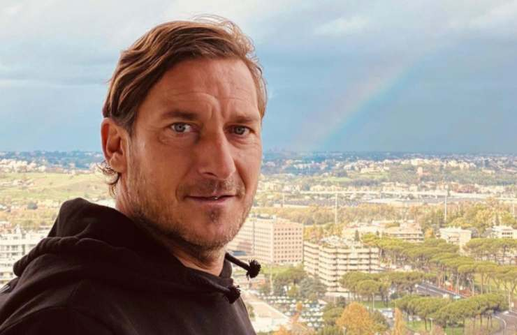 Ilary Blasi messaggio sorpresa Francesco Totti