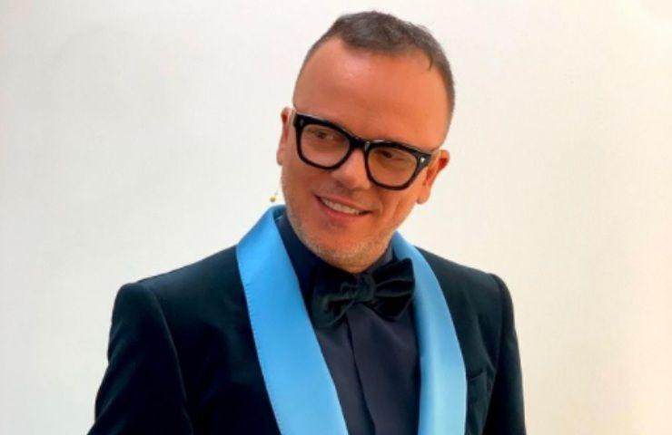 Domenica In, Gigi D'Alessio lancia un appello:il messaggio di speranza