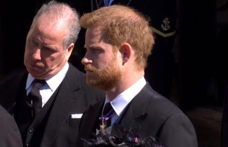 Principe Harry resterà Londra compleanno Elisabetta
