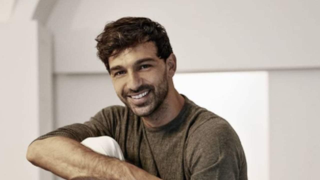 Raimondo Todaro sorriso