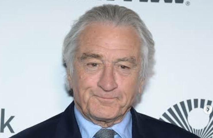 """Robert De Niro, la moglie lo mette in mutande: """"Costretto ad accettare"""""""