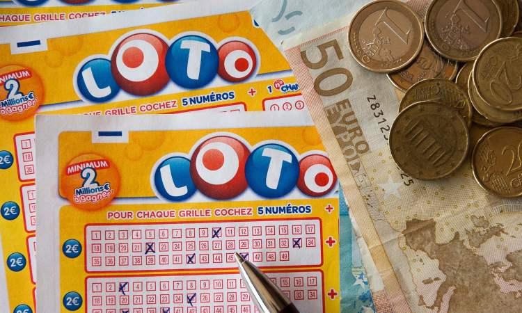 Vincita lotteria
