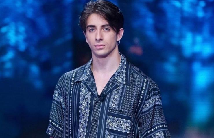 Alessandro Cavallo ad Amici 2021