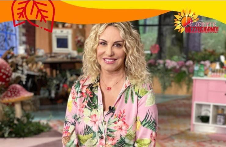 Antonella Clerici chef cos'è successo
