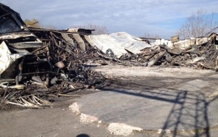 Grande Fratello, la casa più spiata va a fuoco: l'immagine che rattrista i fan