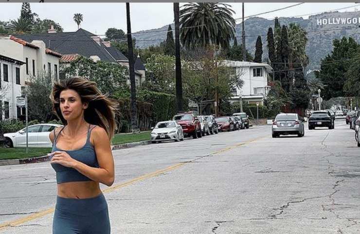 Elisabetta Canalis rimedia un brutto infortunio: le sue condizioni - FOTO