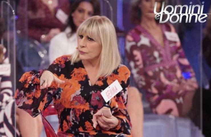 Gemma Galgani rifiuto diretta Uomini e Donne Aldo