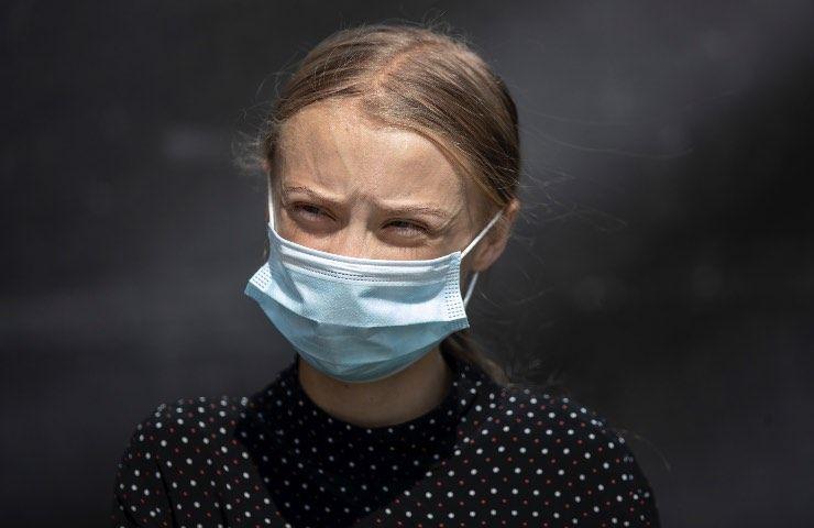 Greta Thunberg paladina Terra offese gravi