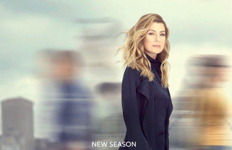 Grey's Anatomy annuncio fan serie