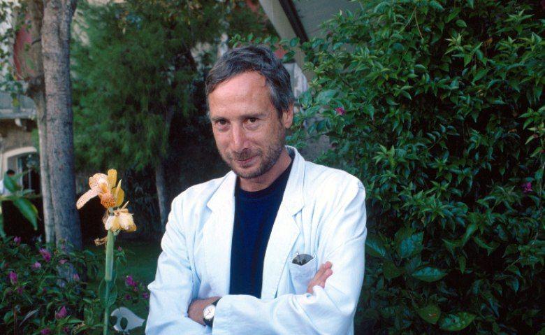 Peter Del Monte da giovane