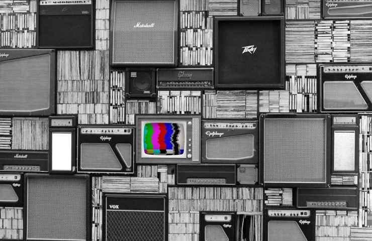 Vecchia tv
