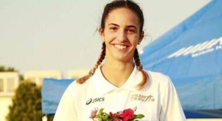 Lutto nel mondo dello sport, è morta Giulia Marin