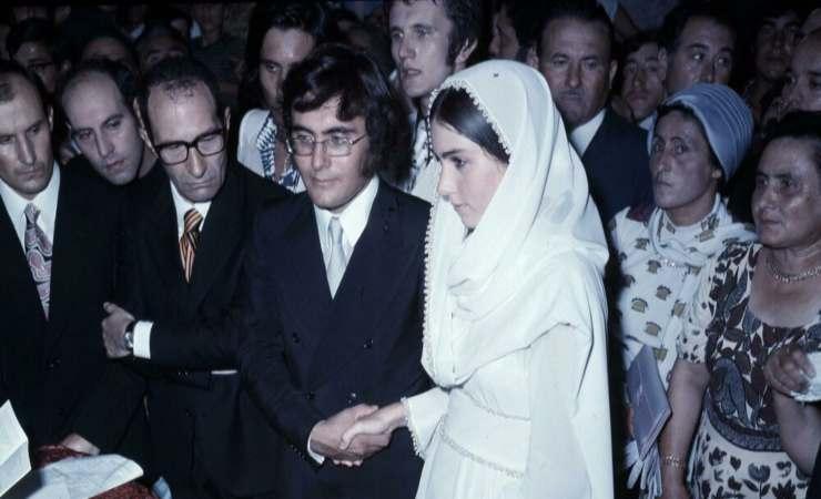 Al Bano e Romina Power matrimonio