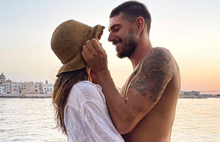 Cecilia Rodriguez ed Ignazio Moser