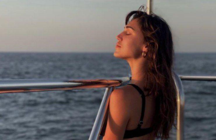 Cecilia Rodriguez pizzicata in vacanza con un altro: non è Ignazio Moser! - FOTO