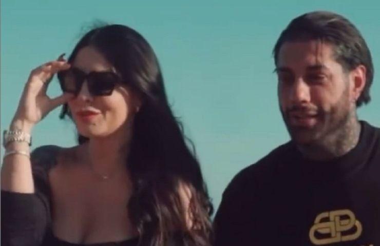 Eliana Michelazzo e Francesco Chiofalo
