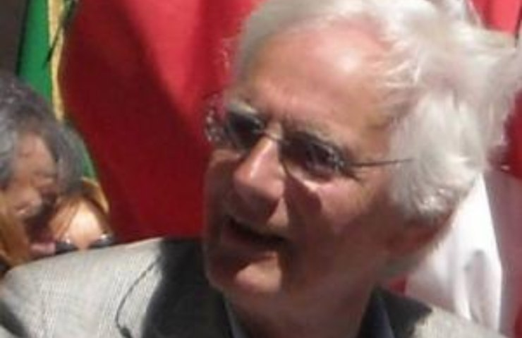 Franco Calamida, lutto