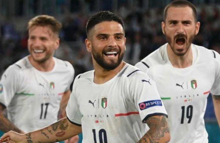 Euro 2020, Italia-Turchia, è la prima volta che accade: incredibile