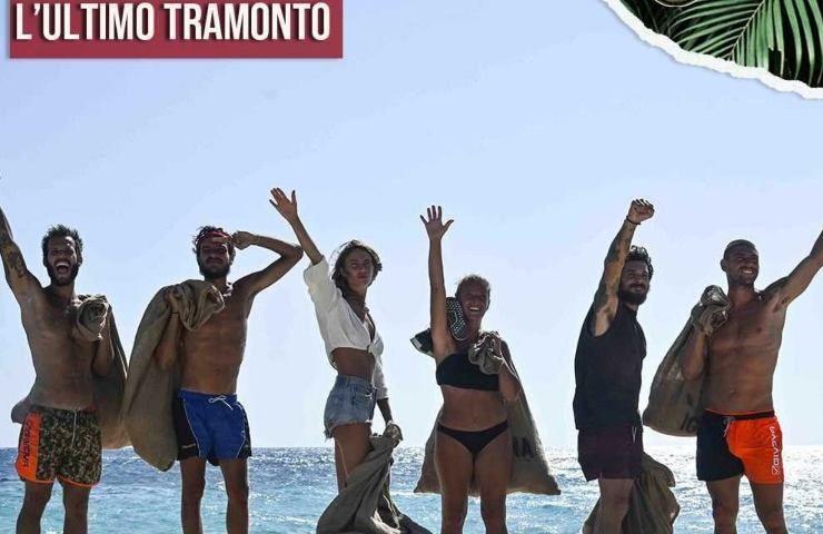 Isola dei Famosi i concorrenti in finale