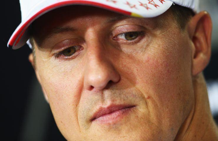 Michael Schumacher tutto tace famiglia come sta pilota