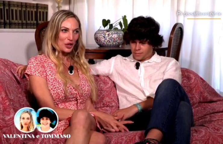 Temptation Island Valentina e Tommaso