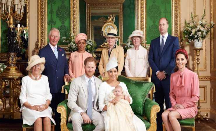 The Royal Family, rottura tra William e Harry