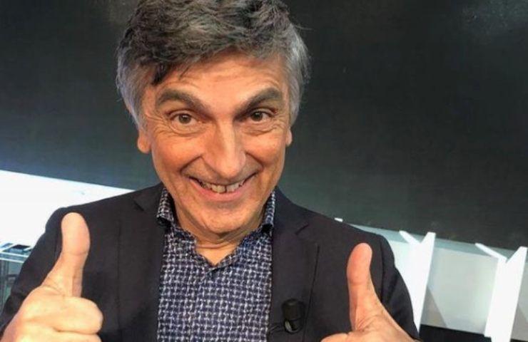 Vincenzo Salemme e la dolorosa separazione: non riesce proprio a non pensarci