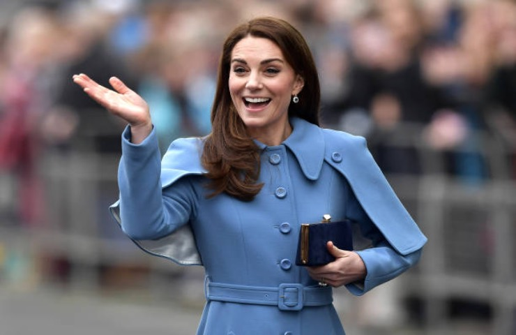 Royal, Kate Middleton campionessa