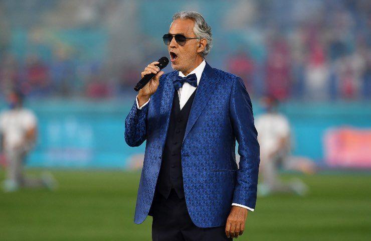 Andrea Bocelli asta suo pezzo pregiato prezzo record