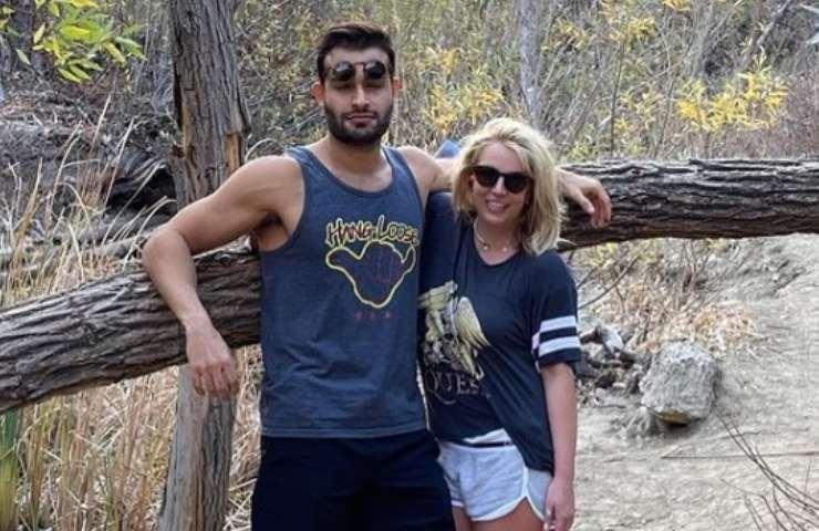 Britney fidanzato (Instagram)