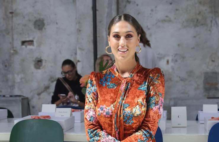 Cecilia Rodriguez zia emozionata innamorata Luna Marì