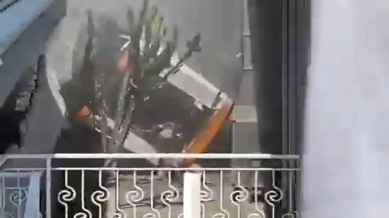 Incidente Capri le immagini del bus