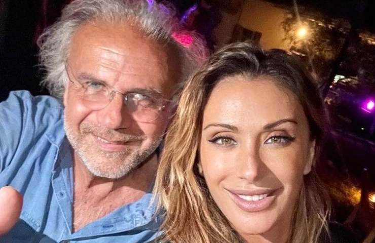 Jerry Calà Sabrina Salerno (Instagram)