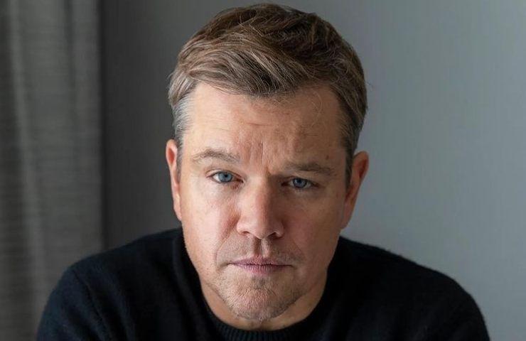 Matt Damon (Instagram)